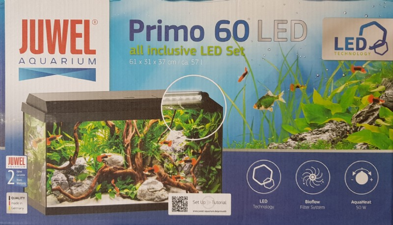 Juwel Primo 60 LED Zoo-Center Rieder Gerhard