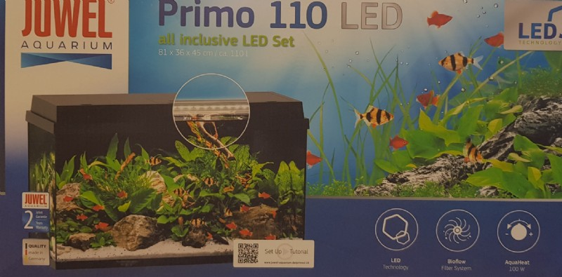 Juwel Primo 110 LED Zoo-Center Rieder Gerhard